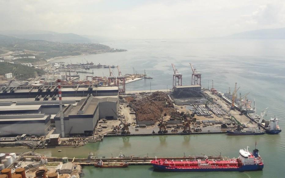 Çolakoğlu Limanı Üye Değişikliği