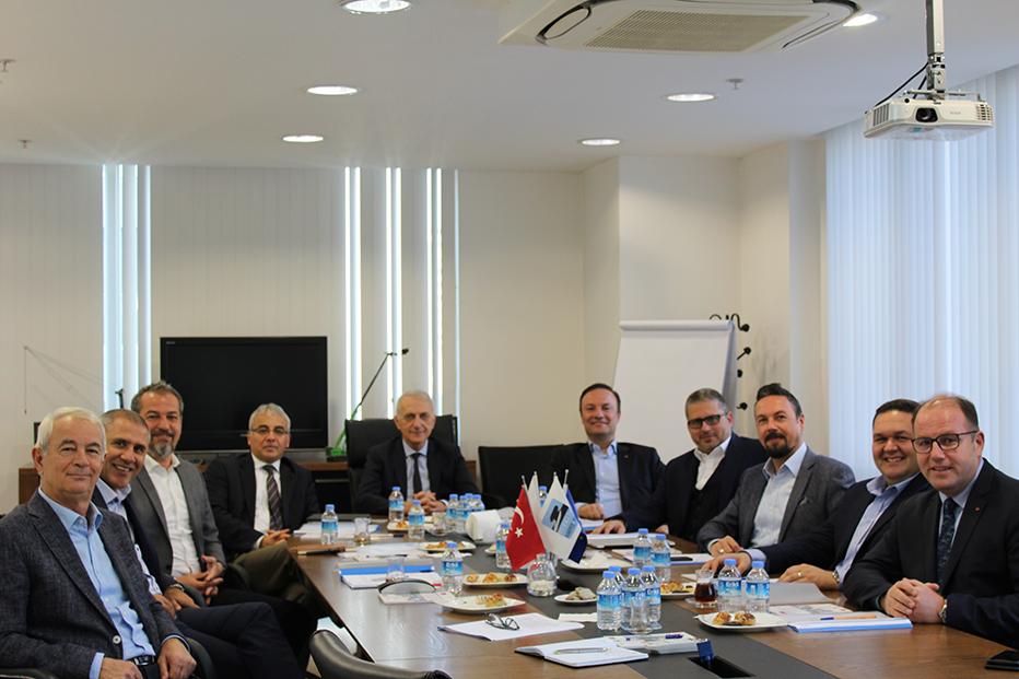 Türklim 2018 Yönetim Kurulu Üyeleri