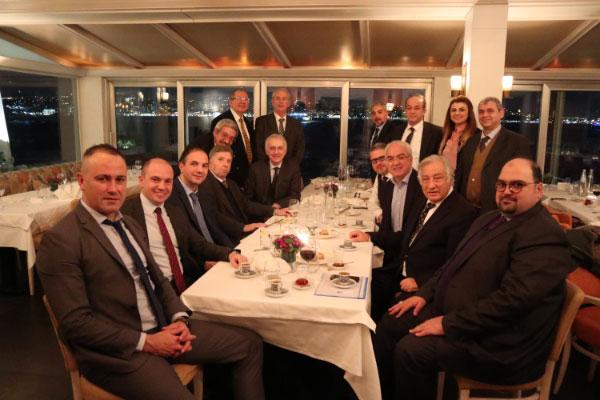 TÜRKLİM 22. Olağan Genel Kurul Toplantısı gerçekleştirildi.